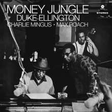 Duke Ellington (1899-1974): Money Jungle (180g) (Limited Edition), LP