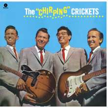 Buddy Holly: The Chirping Crickets (180g) (Limited Edition), LP