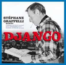Stéphane Grappelli (1908-1997): Django, CD