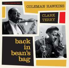 Coleman Hawkins & Clark Terry: Back In Bean's Bag: Live At The Village Gate, New York, 1962, CD