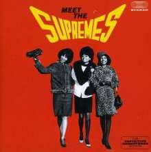 The Supremes: Meet The Suprems +5 Bonus Tracks, CD