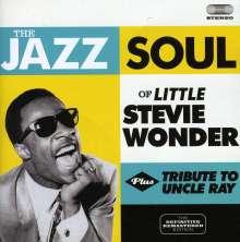 Stevie Wonder (geb. 1950): The Jazz Soul Of Little Stevie Wonder / Tribute To Uncle Ray, CD