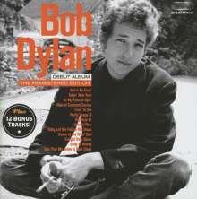 Bob Dylan: Bob Dylan (Debut Album) +12 Bonus, CD