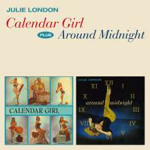 Julie London: Calendar Girl / Around Midnight, CD