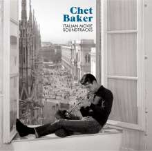 Chet Baker (1929-1988): Italian Movie Soundtracks (180g) (Limited-Edition), LP