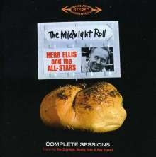 Herb Ellis (1921-2010): The Midnight Roll: Complete Sessions, CD