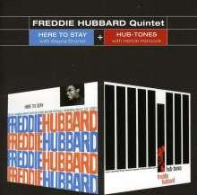 Freddie Hubbard (1938-2008): Here To Stay / Hub-Tones, CD