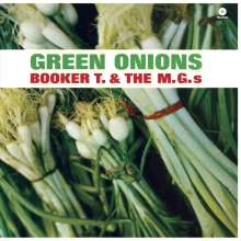 Booker T. & The MGs: Green Onions (180g) (Limited Edition), LP