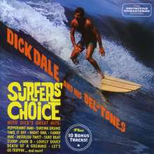Dick Dale: Surfer's Choice, CD