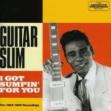Guitar Slim (Eddie Jones): I Got Sumpin' For You, CD
