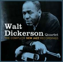 Walt Dickerson (1931-2008): The Complete New Jazz Recordings (Limited Edition), 2 CDs