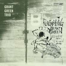 Grant Green (1931-1979): Remembering (remastered) (180g) (Limited Edition), LP