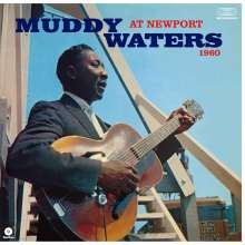 Muddy Waters: At Newport 1960 (180g) (Limited-Edition), LP