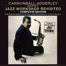 Cannonball Adderley (1928-1975): Jazz Workshop Revisited, CD