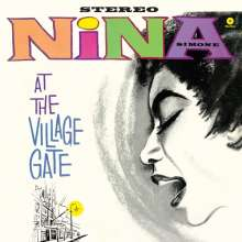 Nina Simone (1933-2003): At The Village Gate (+ 1 Bonustrack) (remastered) (180g) (Limited Edition), LP