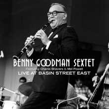 Benny Goodman (1909-1986): Live At Basin Street East, CD