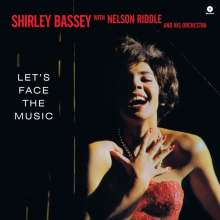 Shirley Bassey: Let's Face The Music +4 (180g) (Limited Edition), LP