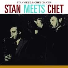 Stan Getz & Chet Baker: Stan Meets Chet + 2 Bonus Tracks, CD