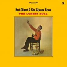 Herb Alpert: The Lonely Bull +1 (180g) (Limited Edition), LP