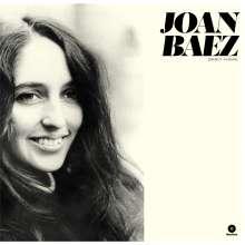 Joan Baez: Joan Baez (+ 2 Bonustracks) (180g) (Limited Edition), LP