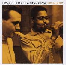Dizzy Gillespie & Stan Getz: Diz & Getz, CD