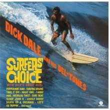 Dick Dale (1937-2019): Surfer's Choice + 4 Bonus Tracks (180g) (Limited Edition), LP