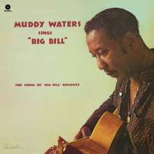 Muddy Waters: Sings Big Bill (180g) (Limited Edition), LP