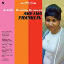 Aretha Franklin: The Tender, The Moving, The Swinging (180g) (Limited Edition) (+ 2 Bonustracks), LP