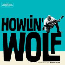 Howlin' Wolf: Howlin' Wolf (Second Album Aka Rockin' Chair) (Limited Edition + Bonus), CD