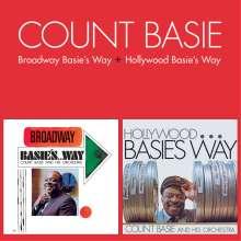 Count Basie (1904-1984): Broadway Basie's Way & Hollywood Basie's Way, CD