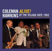 Coleman Hawkins (1904-1969): Alive! At The Village Gate 1962 + Bonus, 2 CDs