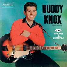 Buddy Knox: Buddy Knox / Buddy Knox & Jimmy Bowen + 7 Bonustracks, CD