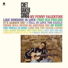 Chet Baker (1929-1988): Sings (remastered) (180g) (Limited Edition) (+ 2 Bonustracks), LP