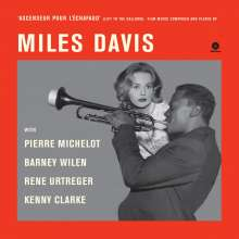 Miles Davis (1926-1991): Ascenseur Pour L'Echafaud (180g) (Limited Edition), LP