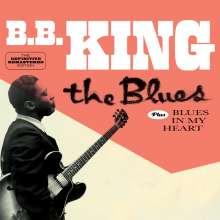 B.B. King: The Blues / Blues In My Heart, CD