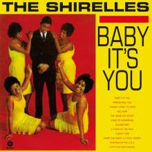 The Shirelles: Baby It's You (180g) (Limited Edition) (+ 1 Bonus Track), LP