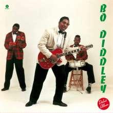 Bo Diddley: Bo Diddley (Debut Album) +2 Bonus Tracks (180g) (Limited-Edition), LP