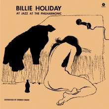 Billie Holiday (1915-1959): At Jazz At The Philharmonic (remastered) (180g) (Limited Edition), LP
