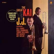 J.J. Johnson & Kai Winding: The Great Kai & J.J.(+1 Bonus) (remastered) (180g) (Limited Edition), LP