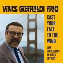 Vince Guaraldi (1928-1976): Cast Your Fate To The Wind - Jazz Impressions Of Black Orpheus, CD