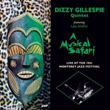Dizzy Gillespie (1917-1993): A Musical Safari (remastered) (180g) (Limited Edition), LP