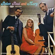 Peter, Paul & Mary: Debut Album & (Moving) + 3 Bonustracks, CD