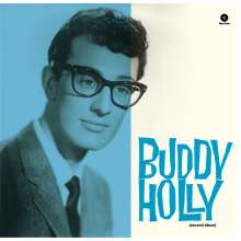 Buddy Holly: Second Album (180g) (Limited Edition), LP