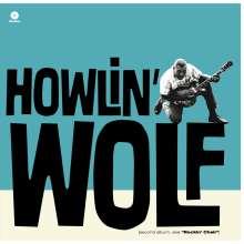 Howlin' Wolf: Second Album, aka Rockin' Chair (180g) (Limited-Edition), LP