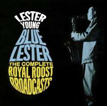 Lester Young (1909-1959): Blue Lester, 2 CDs