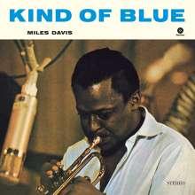 Miles Davis (1926-1991): Kind Of Blue (remastered) (180g) (Limited Edition), LP