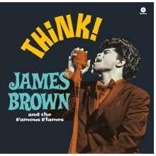 James Brown: Think! +2 Bonus Tracks (180g) (Limited-Edition), LP