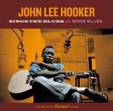 John Lee Hooker: Sings The Blues + Sings Blues, CD