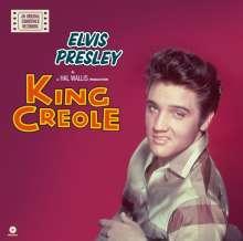 Elvis Presley (1935-1977): King Creole (180g) (Limited Edition) +1 Bonus Track, LP
