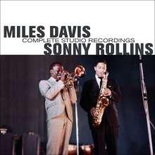 Miles Davis & Sonny Rollins: Complete Studio Recordings + 3, 2 CDs
